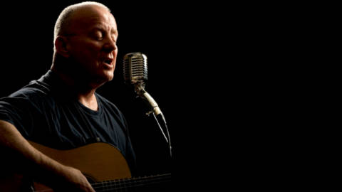 Christy Moore - Bridgewater Hall - October 2019