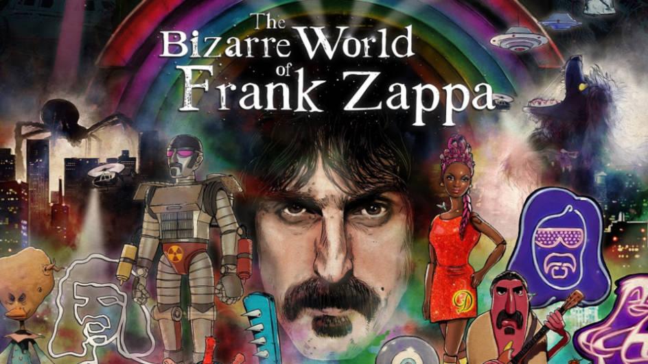 Frank Zappa - BWH - May 2019