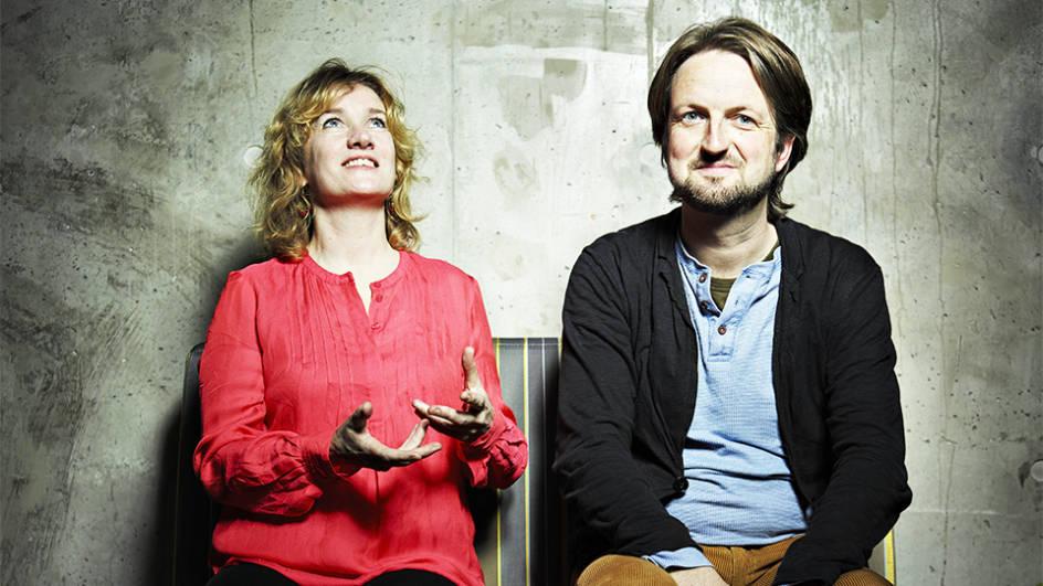 Hermine Deurloo & Rembrandt Frerichs 260519 Bridgewater Hall