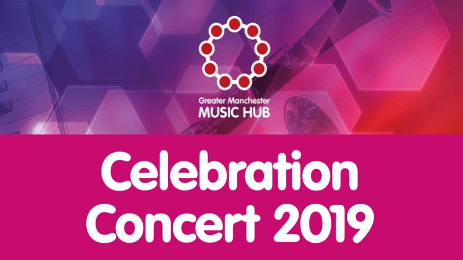 GM Music Hub concert logo