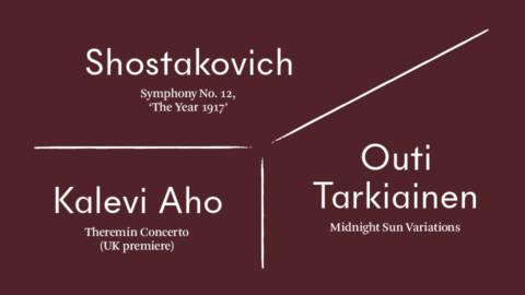 BBC Philharmonic - 21 November 2019