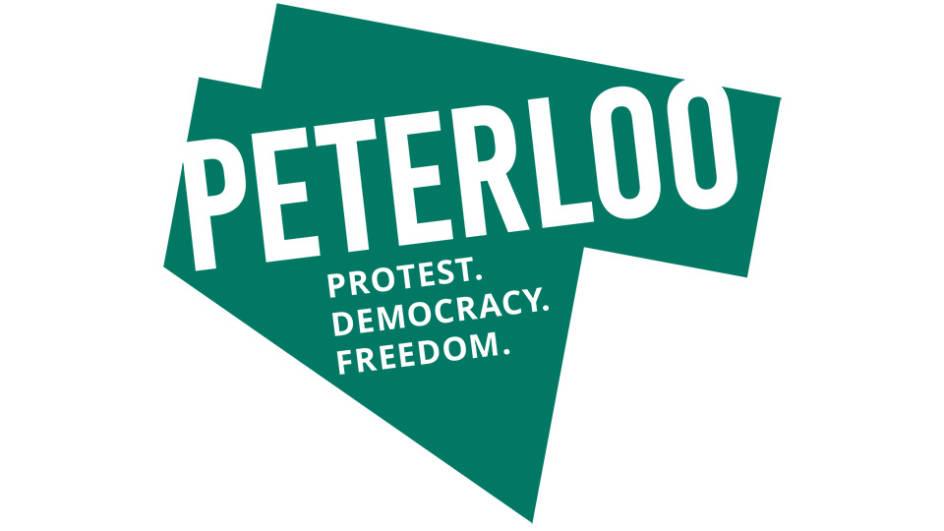 Peterloo 2019 logo