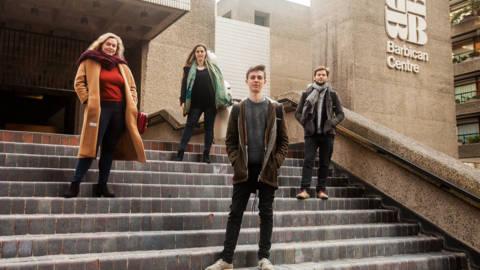 The-Bridgewater-Hall-Manchester-Middays-19-20-Barbican-Quartet
