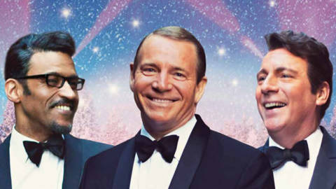 The Rat Pack at Christmas The Bridgewater Hall 03122019