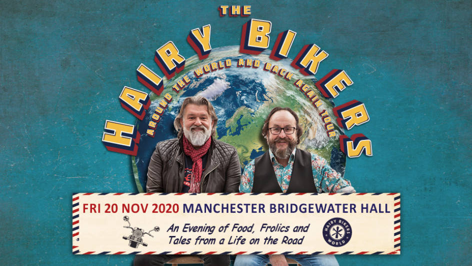 The Hairy Bikers - Friday 20 November 2020 7.30pm