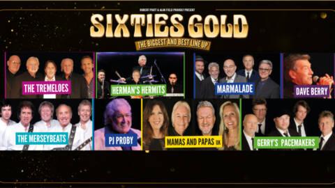 Sixties Gold - October 22