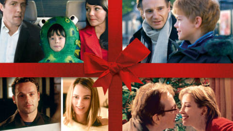 Love Actually Film with Live Orchestra Monday 13 December 2021 7.30pm