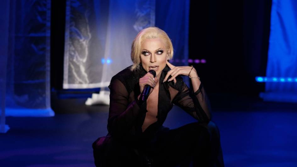 Courtney Act - Fluid | Tuesday 6 April 2021