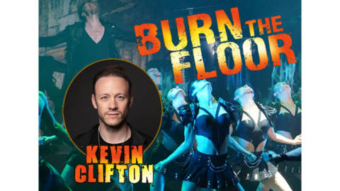 Burn The Floor 2021