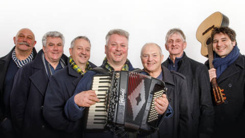 Fishermans Friends - Friday 9 Apr 2021 - Manchester Bridgewater Hall