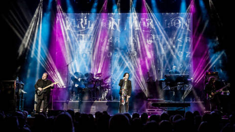 Marillion - 18 November 2021 - The Bridgewater Hall