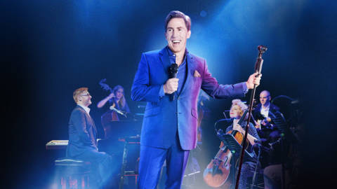 Rob Brydon - October 2021 - The Bridgewater Hall
