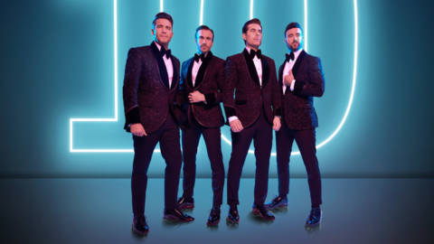 The Overtones Bridgewater Hall Manchester