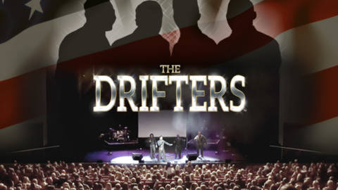 The Drifters - The Bridgewater Hall - 2021
