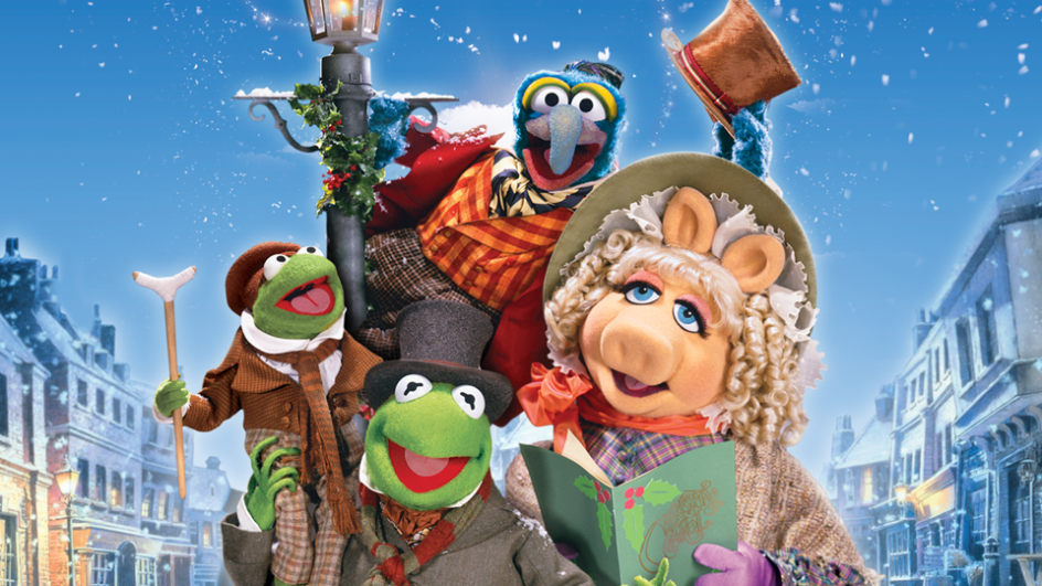 The Muppet Christmas Carol - live in concert (Monday 29 November 2021)