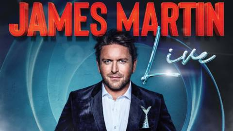 James Martin - 20 March 2022