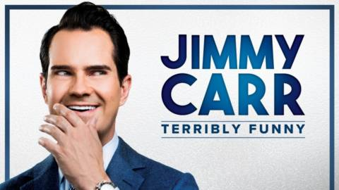 Jimmy Carr - February 2022 - The Bridgewater Hall