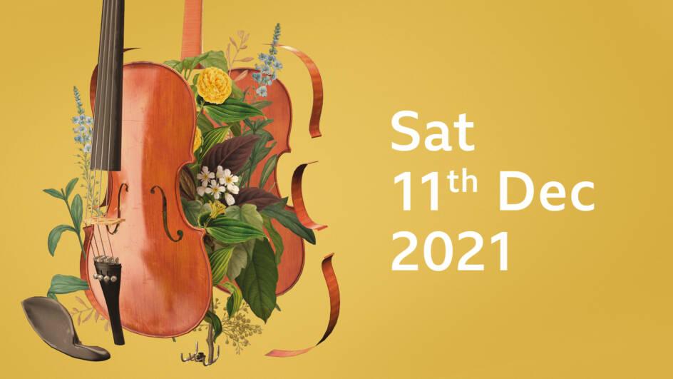 BBC Philharmonic 21-22 -11 December