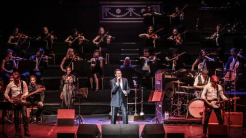 Tony Hadley (with orchestra) October 22