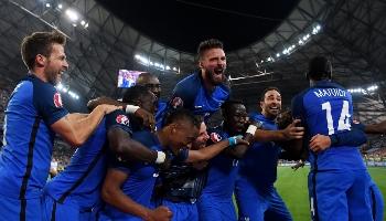 Frankrijk-Kroatië: wed op de finale van het WK