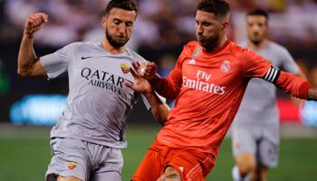 AS Rome – Real Madrid : wie wordt enige leider in groep G ?