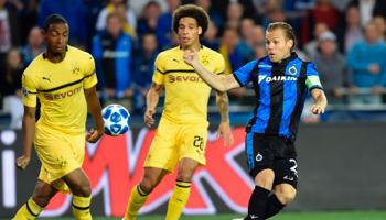 Dortmund – FC Bruges : Bruges à Dortmund pour prolonger le rêve