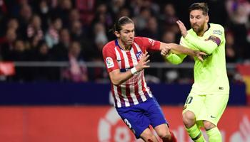 Atletico Madrid – FC Barcelona: de mooiste affiche van de 31ste speeldag