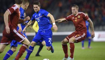 Belgique – Islande : une équipe belge remaniée avant la finale du groupe dimanche ?