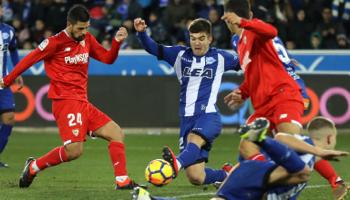 Deportivo Alaves – Sevilla : duel tussen twee teams die uitstekend aan het seizoen zijn begonnen