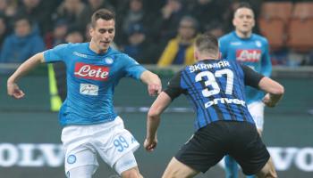 Inter Milan – Naples : le match au sommet de la 18ème journée