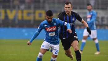 Napoli – Inter Milaan: verstevigt Inter zijn 3de plaats in de rangschikking?