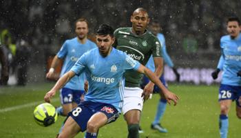 Saint-Etienne – Marseille: een eerste thuisnederlaag voor Saint-Etienne ?