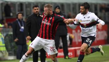 Genoa – Milan AC : les Milanais n'ont pas droit à l'erreur