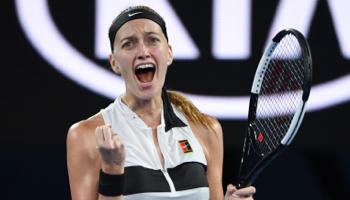 Kvitova – Collins: wint de Tsjechische speelster opnieuw?