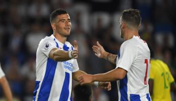 Brighton- Watford : les Hornets vont-ils continuer leur ascension ?