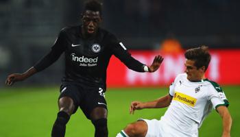Eintracht – M'gladbach: kan M'gladbach zich herpakken na thuisverlies?