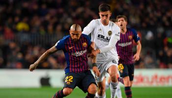FC Barcelona-Valencia: een gemakkelijke overwinning voor Barça?