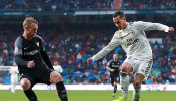 Sevilla – Real Madrid: blijft Sevilla aan de leiding in La Liga?