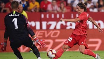Real Madrid – FC Séville : un duel pour l'honneur