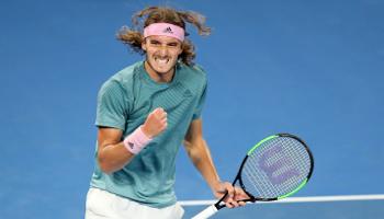 Le vainqueur masculin de l'Australian Open