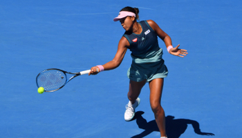 Le vainqueur féminin de l'Australian Open