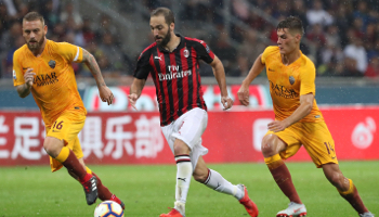 AS Roma – AC Milan: de topper van de speeldag in de Serie A