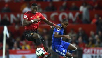 Leicester – Manchester United : un nouveau succès pour les Red Devils ?