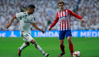 Atletico – Real Madrid: de absolute topper van dit weekend in La Liga