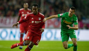 M'gladbach – Bayern München: de topper van de speeldag in de Bundesliga