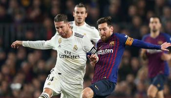 Real Madrid – Barcelona: de prestigewedstrijd van deze 26ste speeldag