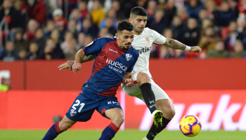 Huesca – Sevilla: de bezoekers moeten de drie punten pakken
