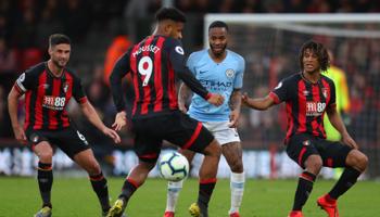 Bournemouth – Man City: kan City terug aansluiten met een overwinning?