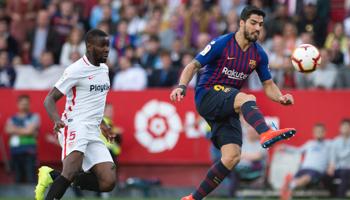 Barcelona – Sevilla: beide teams hebben dertien punten