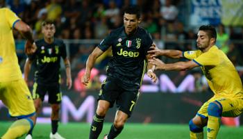 Juventus – Frosinone: haalt de leider uit op eigen veld?